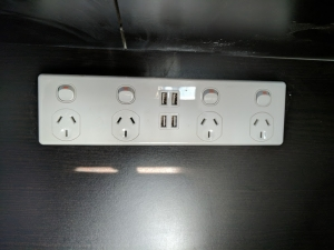Completed power point installation-Electrician Busselton - Bayside Electrical & Communication Services 0474 447 645