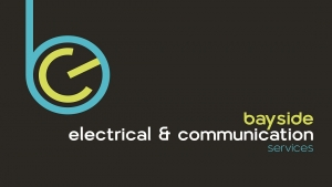 Logo for business-Electrician Busselton - Bayside Electrical & Communication Services 0474 447 645