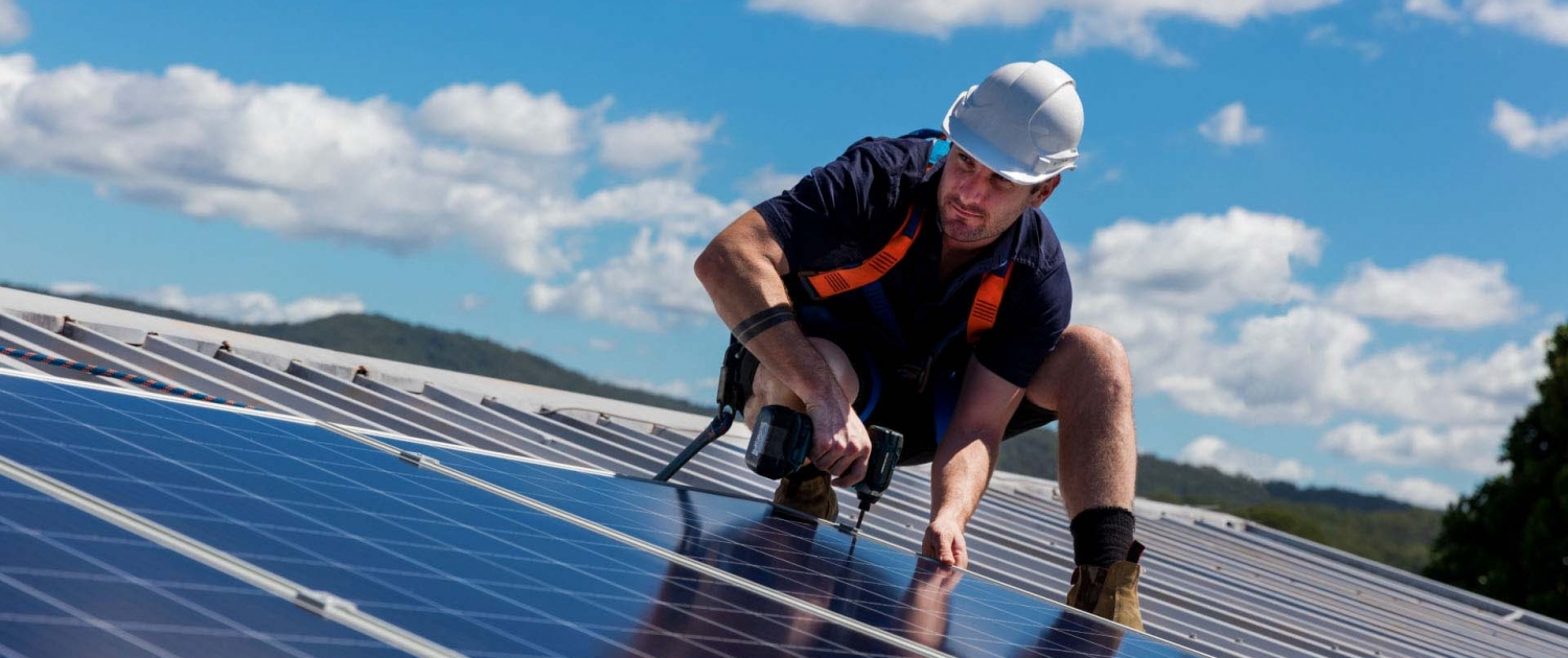 New solar panel installation-Electrician Busselton - Bayside Electrical & Communication Services 0474 447 645