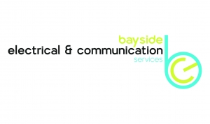 Small Logo for business-Electrician Busselton - Bayside Electrical & Communication Services 0474 447 645