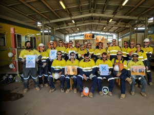 The team members for the company-Electrician Busselton - Bayside Electrical & Communication Services 0474 447 645