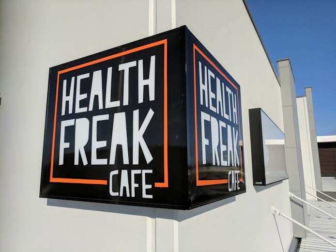 commercial power installation fro Health Freak Cafe-Electrician Busselton - Bayside Electrical & Communication Services 0474 447 645