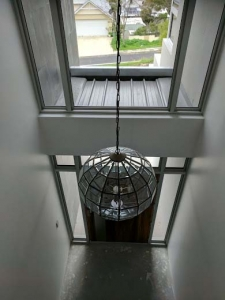 new light installed for homeowner-Electrician Busselton - Bayside Electrical & Communication Services 0474 447 645